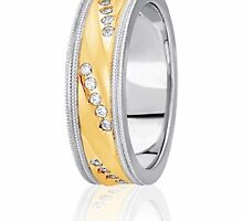 Wedding rings by weddingbands25