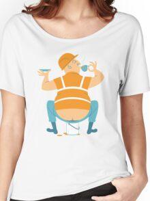 Builder's Tea Women's Relaxed Fit T-Shirt