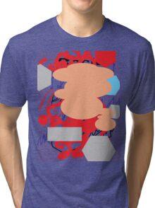 Splodge Tri-blend T-Shirt