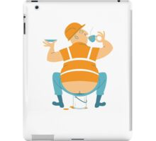 Builder's Tea iPad Case/Skin