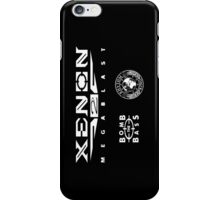 Xenon 2 - Megablast - Lo Fi iPhone Case/Skin