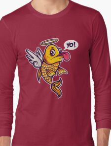 Angelic Fish Long Sleeve T-Shirt