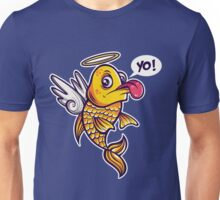 Angelic Fish Unisex T-Shirt