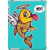 Angelic Fish iPad Case/Skin