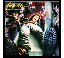 ANTHRAX DISSEASE Photographic Print