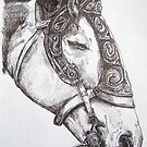 Horse by Szymon Marciniak