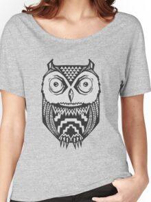 Phil Lester Owl Shirt  Women's Relaxed Fit T-Shirt