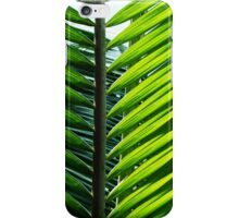 Green Seven iPhone Case/Skin