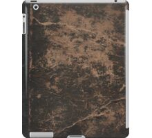 old book iPad Case/Skin