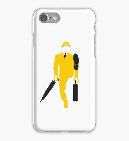 Funny Walk VRS2 iPhone Case/Skin