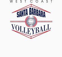 Santa Barbara California Volleyball Womens Fitted T-Shirt
