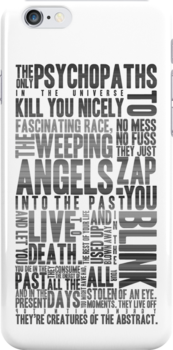 The Weeping Angels by Jade Spinks