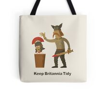 Keep Britannia Tidy Tote Bag