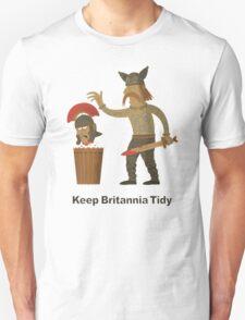 Keep Britannia Tidy Unisex T-Shirt