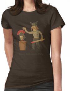 Keep Britannia Tidy Womens Fitted T-Shirt