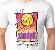 Sandpit Volleyball Unisex T-Shirt