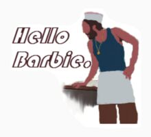 """Hello Barbie"" Oleg from '2 Broke Girls' by whizzkid"
