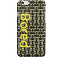 Sherlock - 'Bored.' iPhone Case iPhone Case/Skin