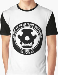 K9 Patch Graphic T-Shirt