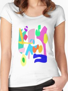 Around the Well Women's Fitted Scoop T-Shirt