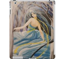 Dancing in the forest iPad Case/Skin