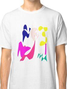 Cheerful Girl Classic T-Shirt