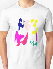 Cheerful Girl T-Shirt