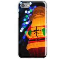 Lone Santa iPhone Case/Skin