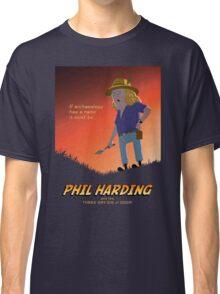 Phil Harding - Time Team Classic T-Shirt