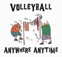 Volleyball by SportsT-Shirts