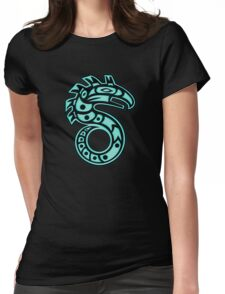 Shadowrun S Womens Fitted T-Shirt
