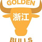 Zhejiang Golden Bulls by Look Human