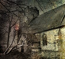 Snave Church by Dave Godden