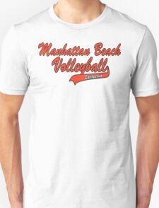 Manhatten Beach California Volleyball T-Shirt