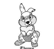 ThumpLife (Grayscale) by MissDev
