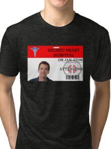Dr Jan Itor Tri-blend T-Shirt