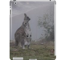 Misty-Eyed iPad Case/Skin