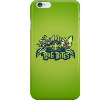 Team Bug Types - Bug Bites iPhone Case/Skin