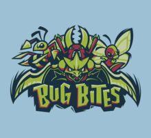 Team Bug Types - Bug Bites Kids Tee