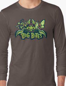 Team Bug Types - Bug Bites Long Sleeve T-Shirt