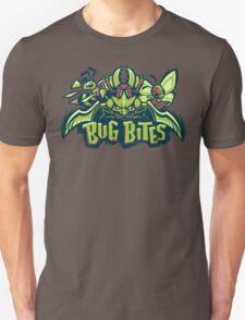 Team Bug Types - Bug Bites Unisex T-Shirt