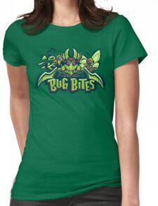 Team Bug Types - Bug Bites Womens Fitted T-Shirt