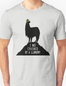 Llamarmy Unisex T-Shirt