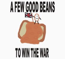 Beans Not War by emmaf4rr