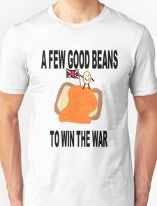 Beans Not War Unisex T-Shirt