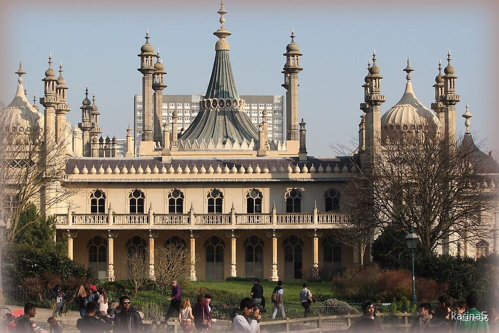 Royal Palace by karina5