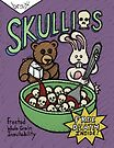 Teddy Bear And Bunny - Skullios by Brett Gilbert
