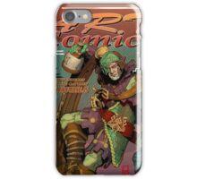 Capt'n Sully Roughseas [Art Comics] iPhone Case/Skin
