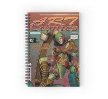 Capt'n Sully Roughseas [Art Comics] Spiral Notebook