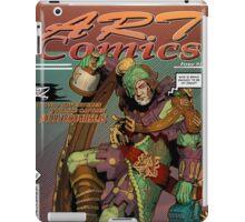 Capt'n Sully Roughseas [Art Comics] iPad Case/Skin